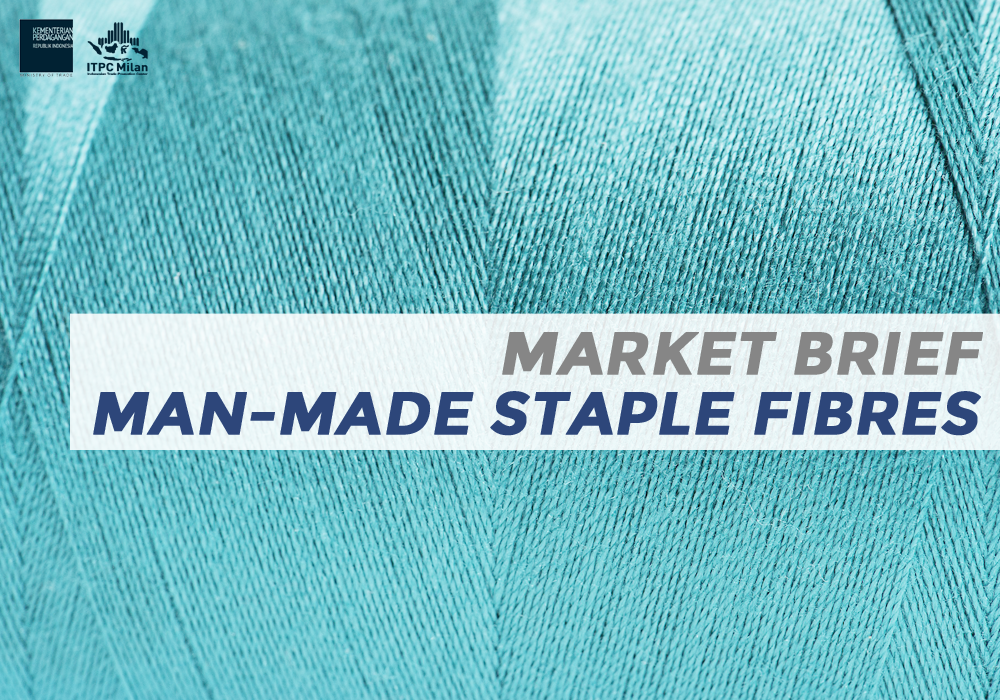 MAN-MADE STAPLE FIBRES